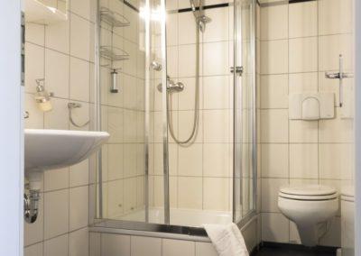 bath - WC - shower