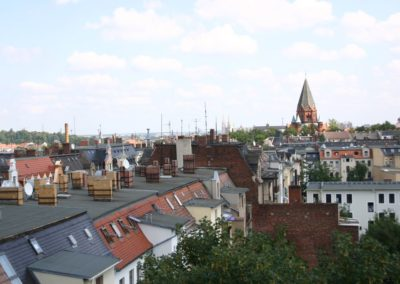 over the roofs of Görlitz