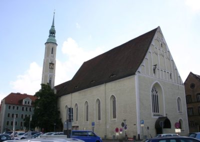 Elizabeth Church - Obermarkt